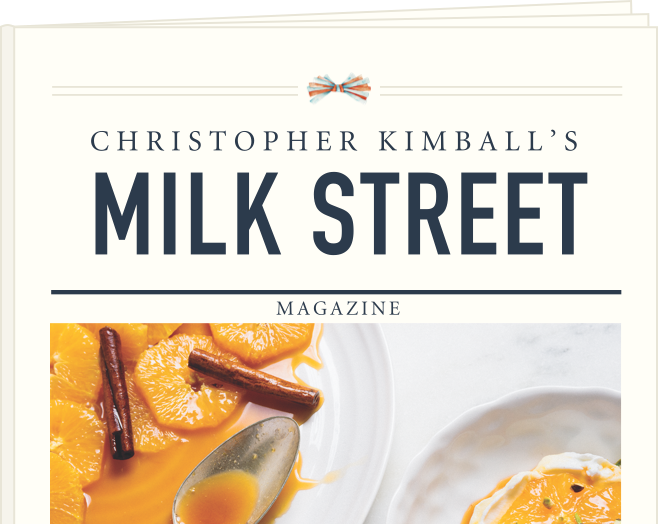 Milk Street Magazine in print