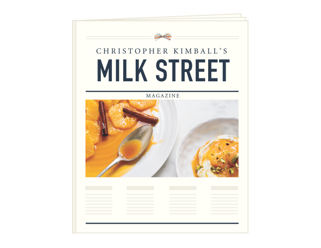Milk Street Get Our Magazine