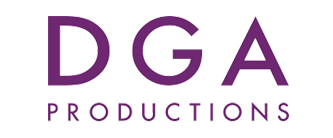DGA Productions Logo