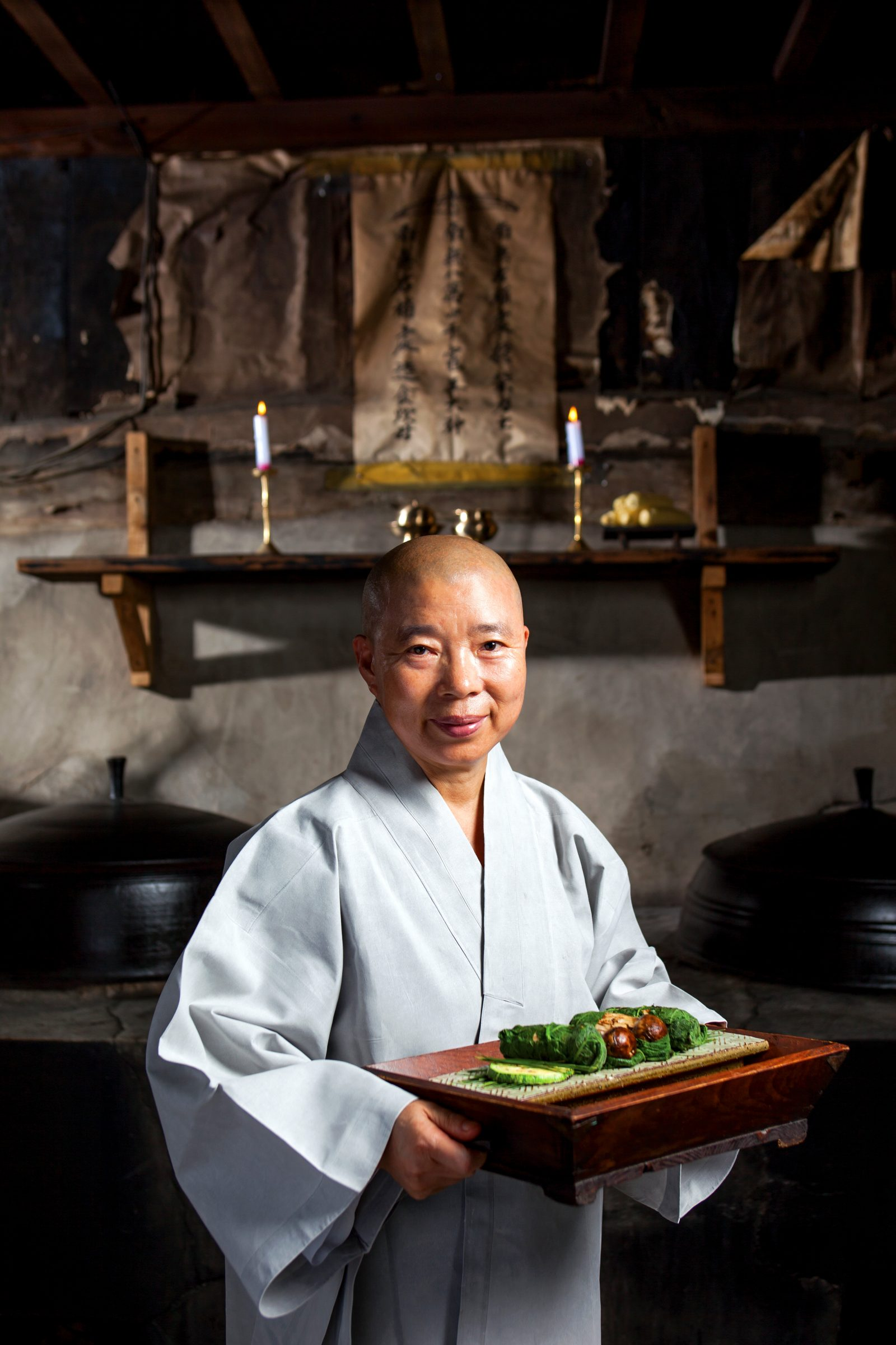Buddhist Chef: The Right Way to Cook