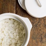 White Rice for Thai Fried Rice