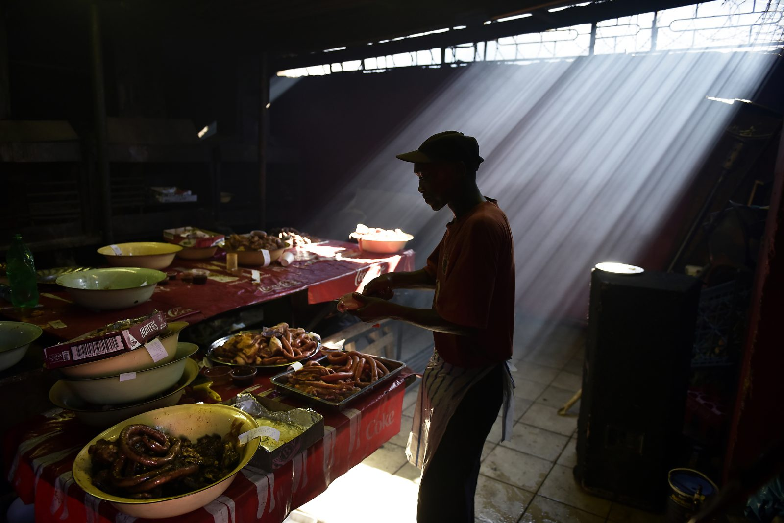 BBQ Adventure: Heat and Meat in Gugulethu, Cape Town