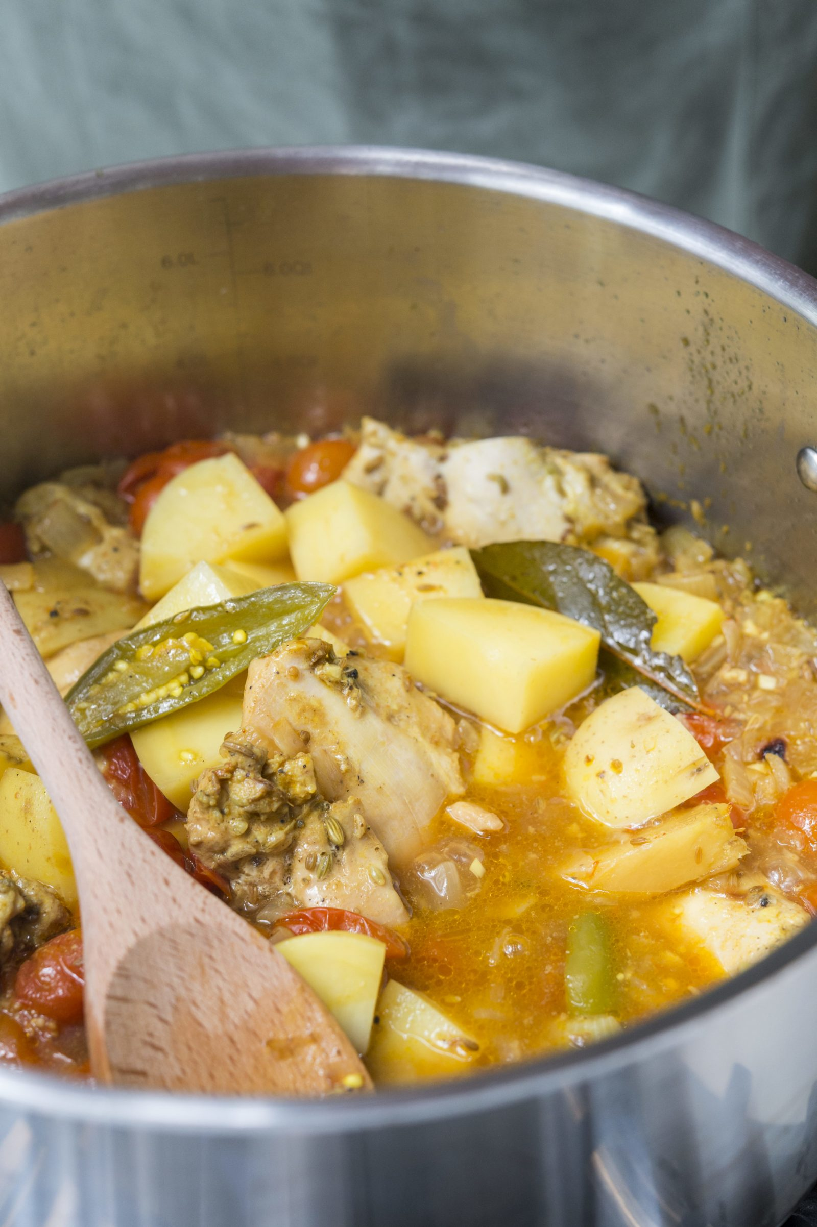 Cape Malay Curry Step 2