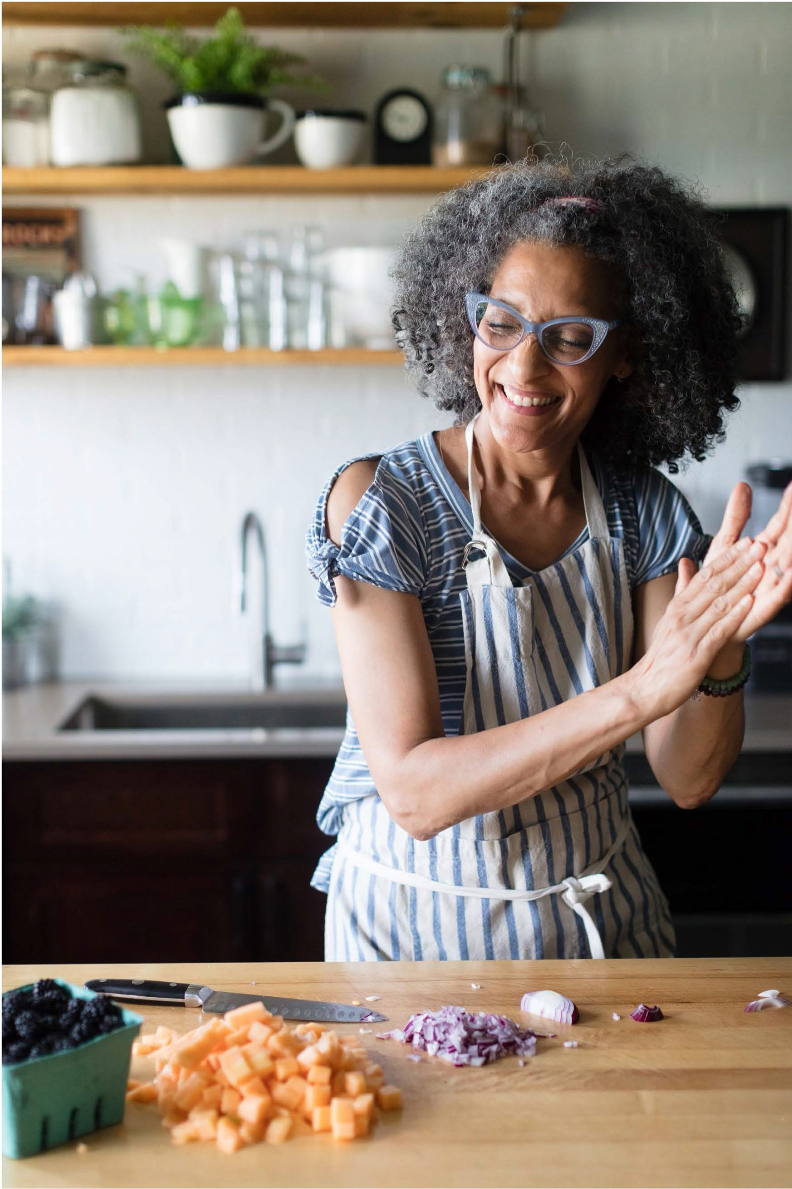 Carla Hall Reclaims Soul Food