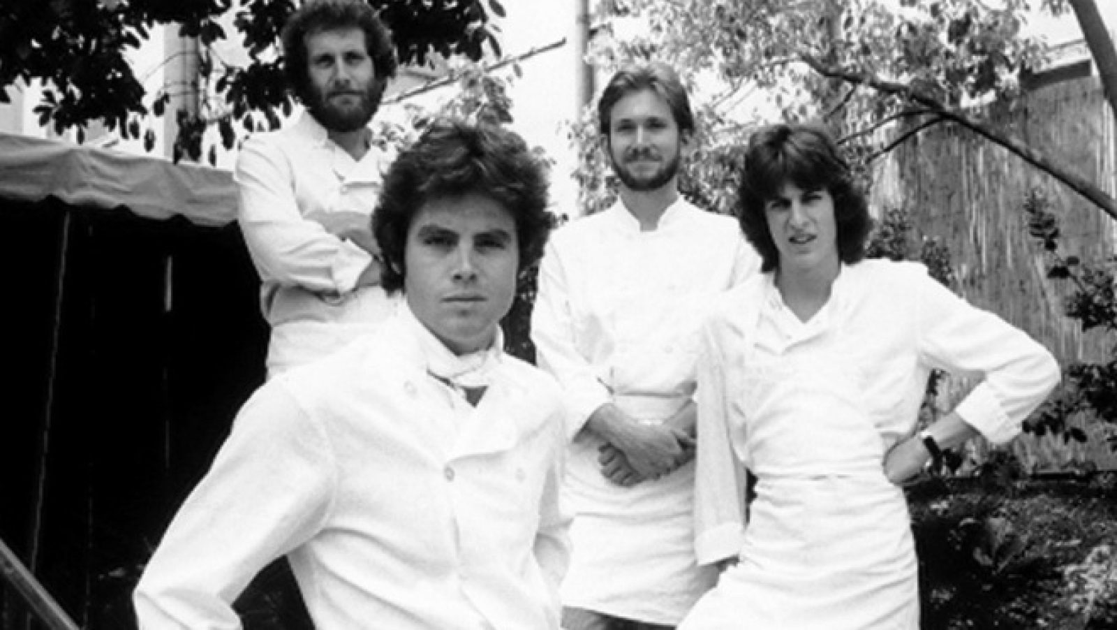 Chefs, Drugs and Rock & Roll: Misfits, Hippies and Celebrity Chefs