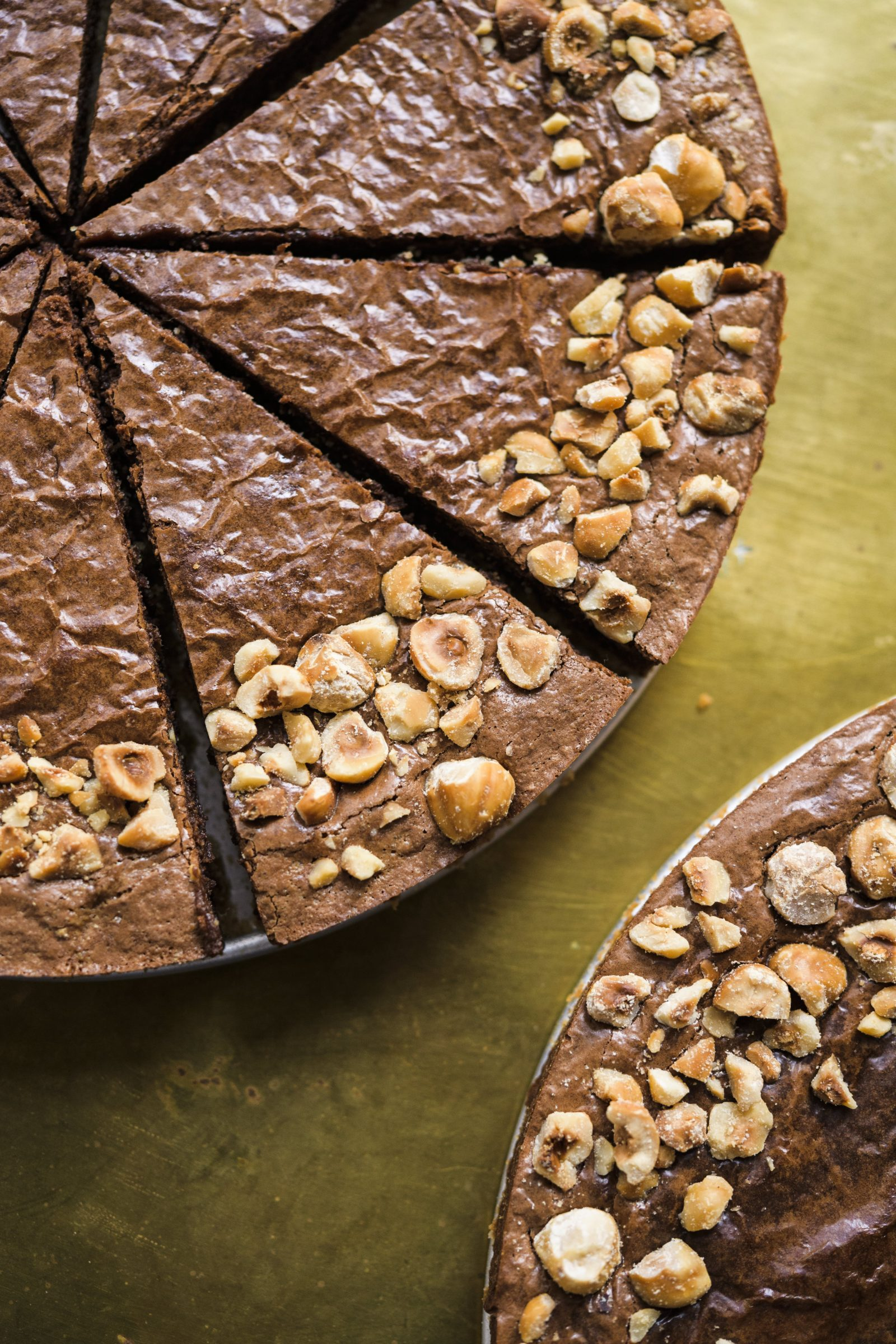 Chocolate-Hazelnut (Gianduja) Crostata