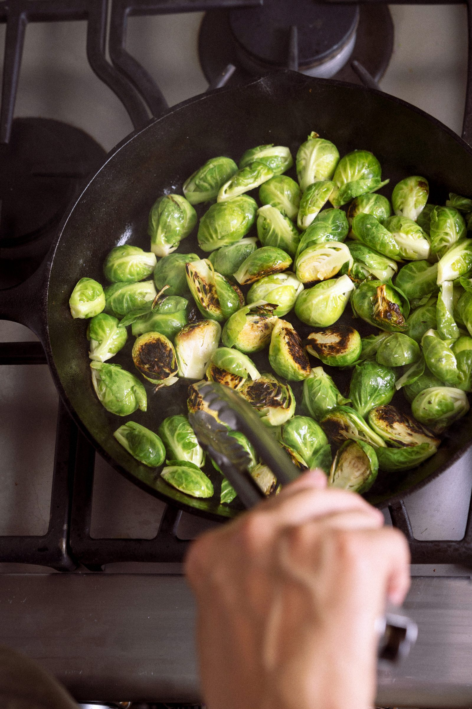 Cook the Sprouts