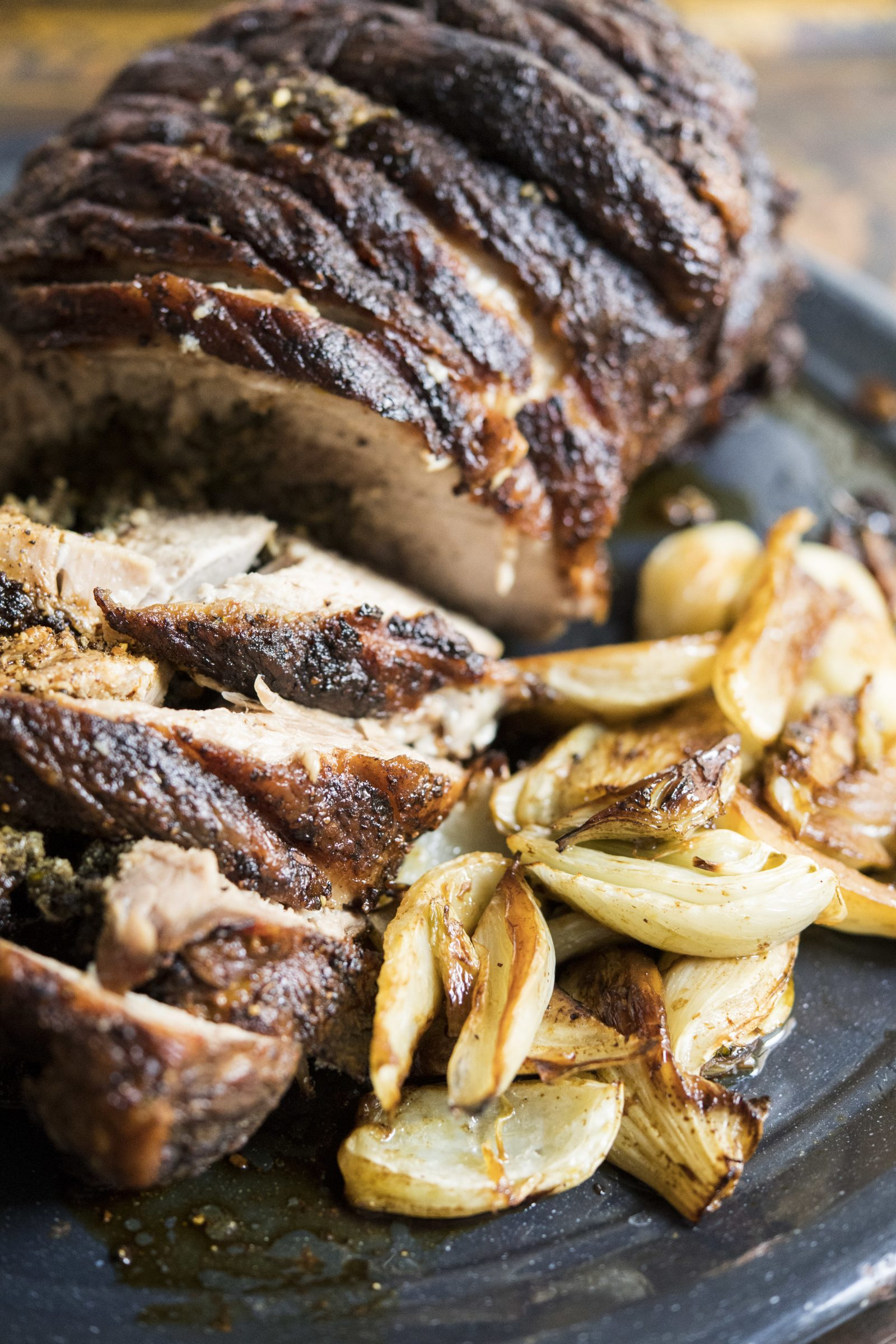 Fennel-Rosemary Porchetta