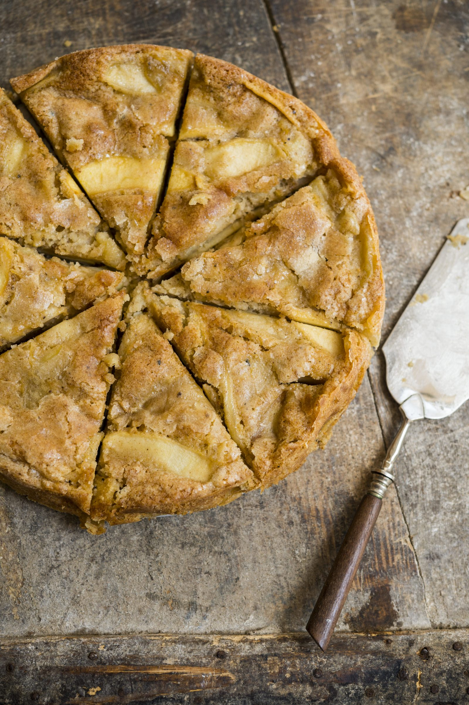 Apple Hill Cake Recipe