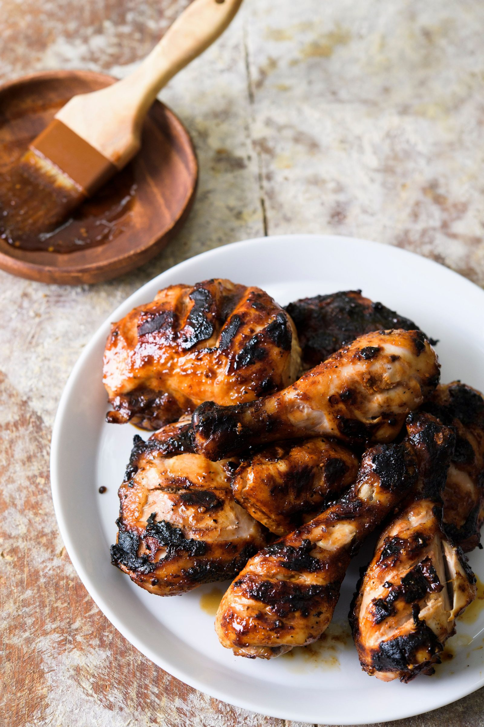 Lemon-Lime Lacquered Grilled Chicken (Inihaw Na Manok) V
