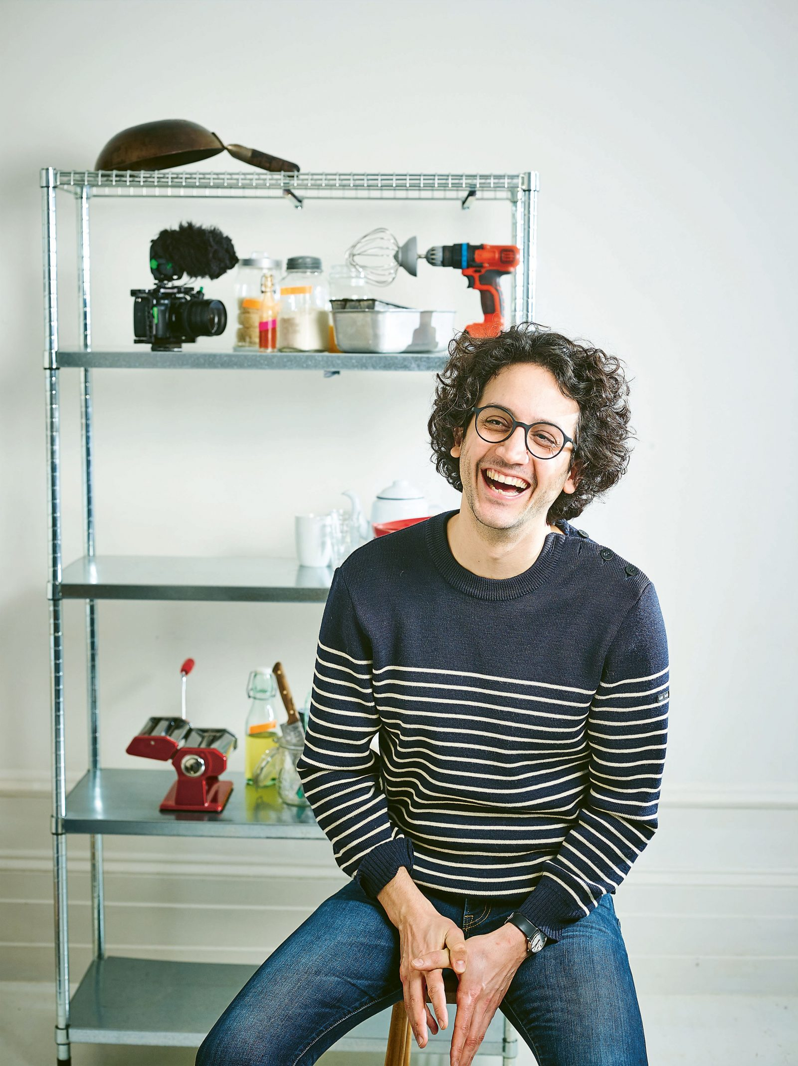 Mad French Food Scientist Cooks Up YouTube