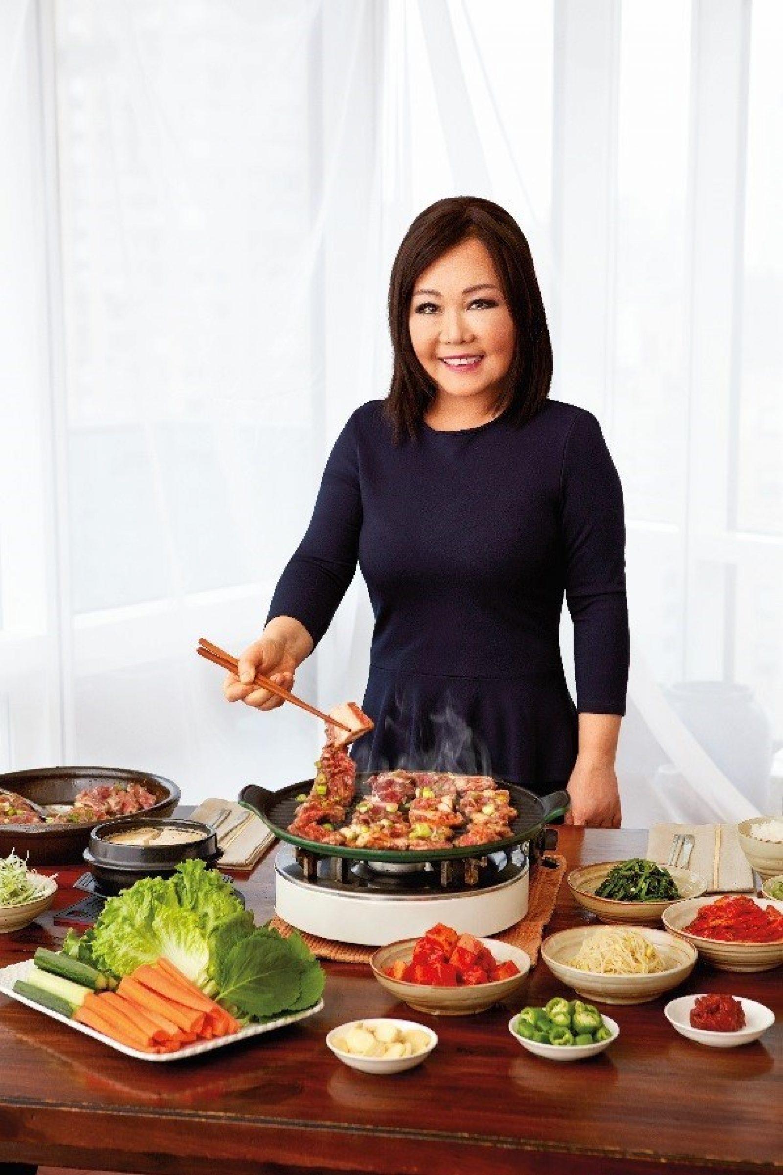 Meet Maangchi: The Korean Julia Child