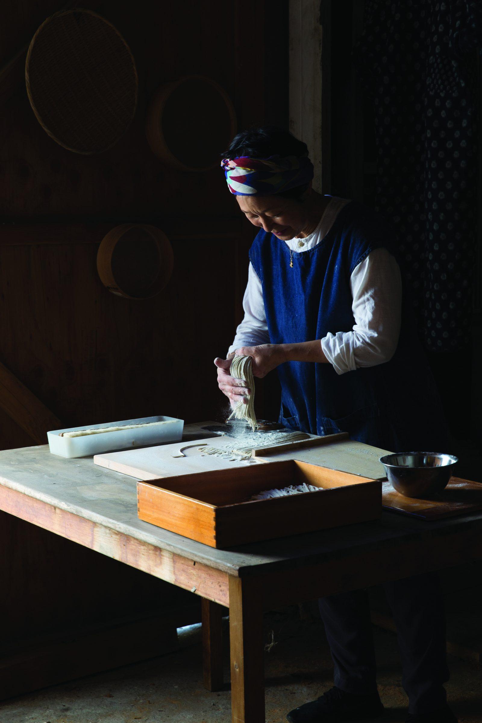 Inside the Incredible World of Japanese Cooking with Sonoko Sakai