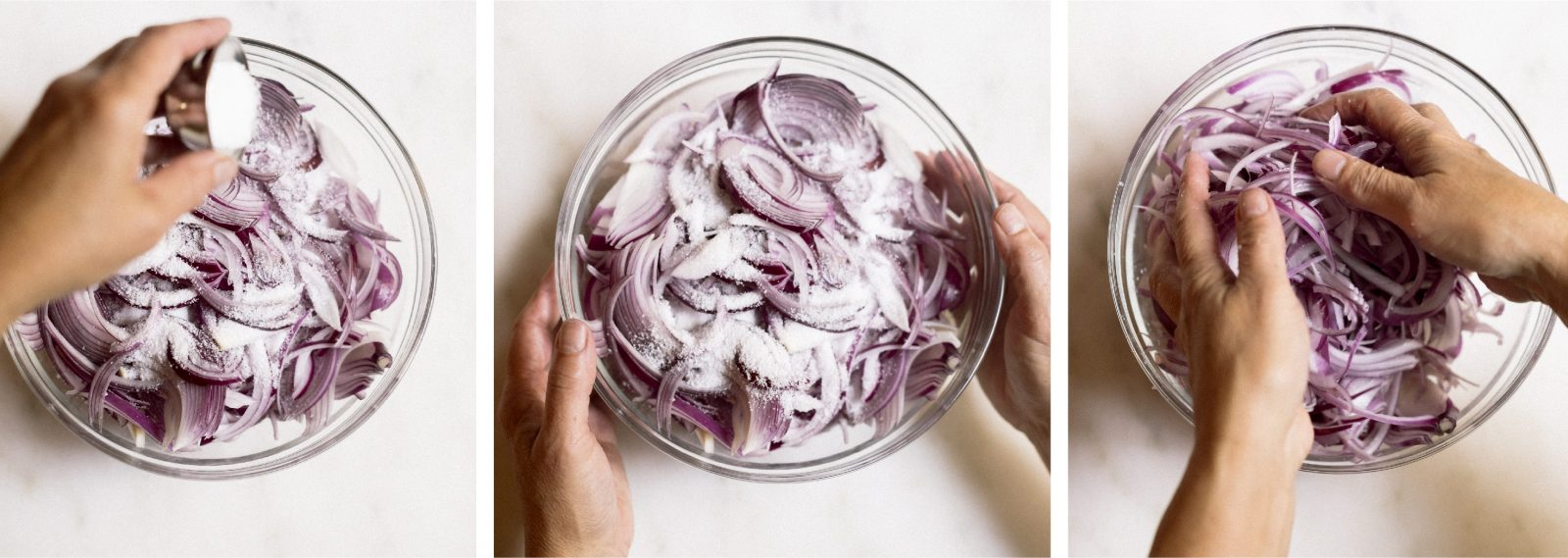 How to Tame the Flavor of Raw Onions