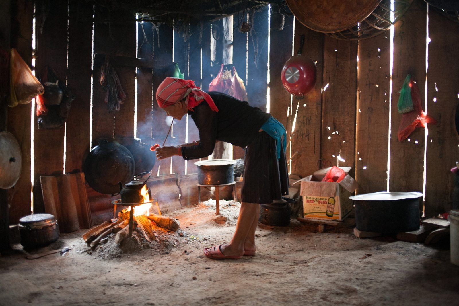 The Food of Shangri-La: Cooking Up Yak Meat, Pickled Bamboo and Potato Pancakes in China's Remote Yunnan Province