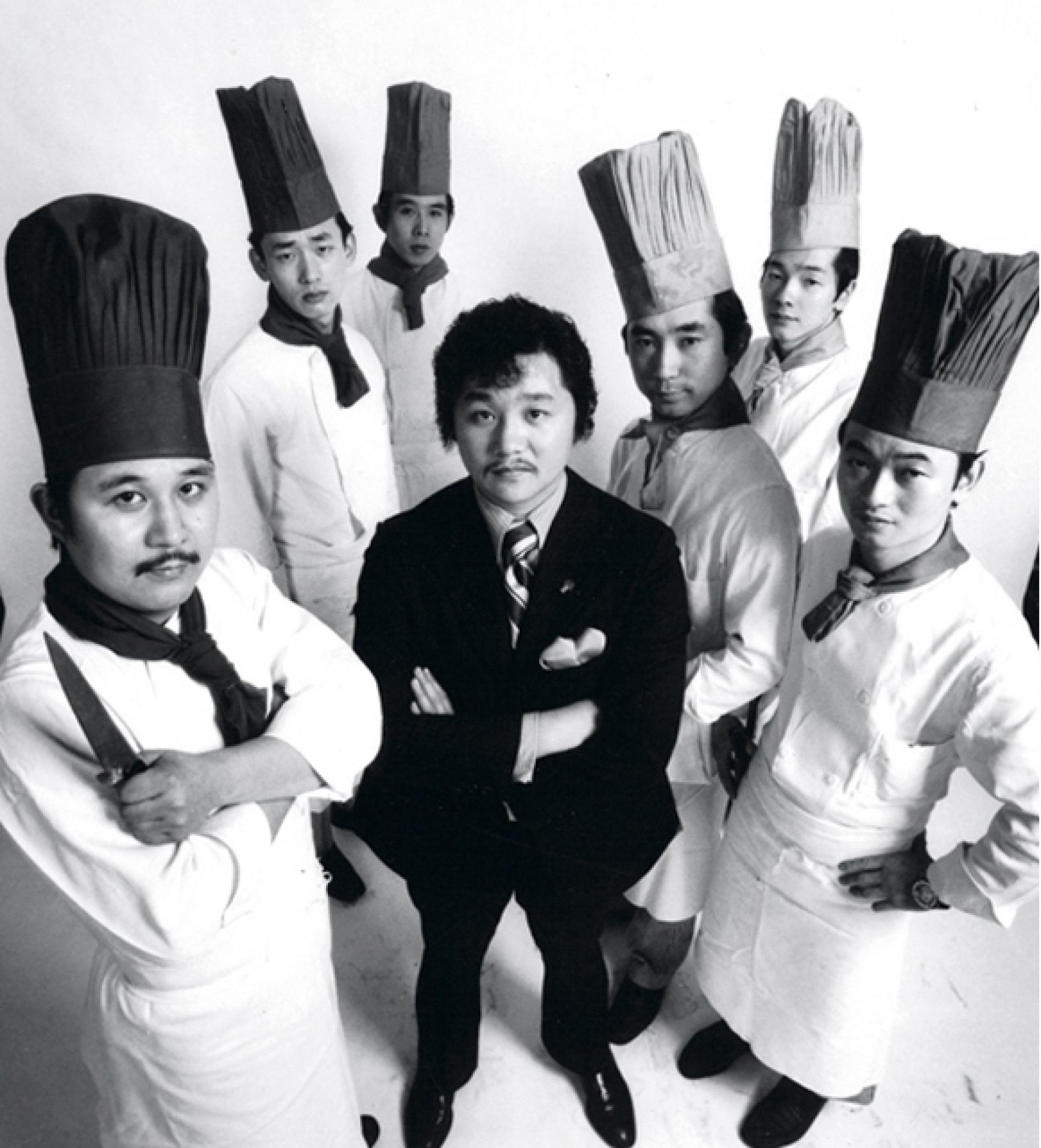 The Sporkful Presents: Why Hibachi is Complicated Rocky Aoki