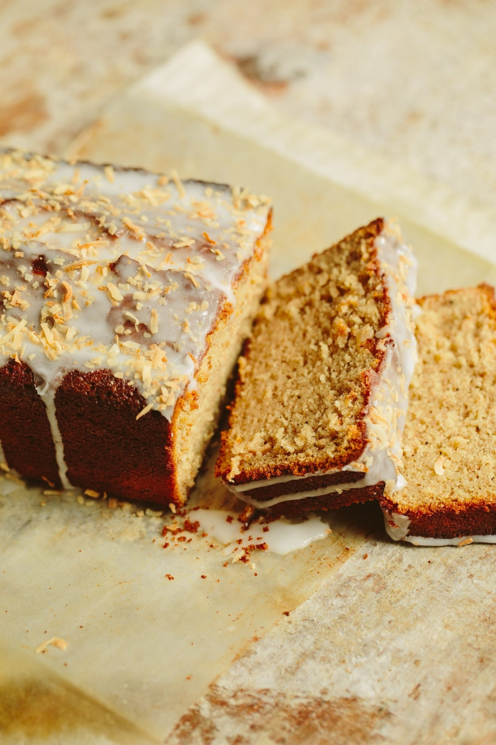 browned-butter-coconut-loaf-cake