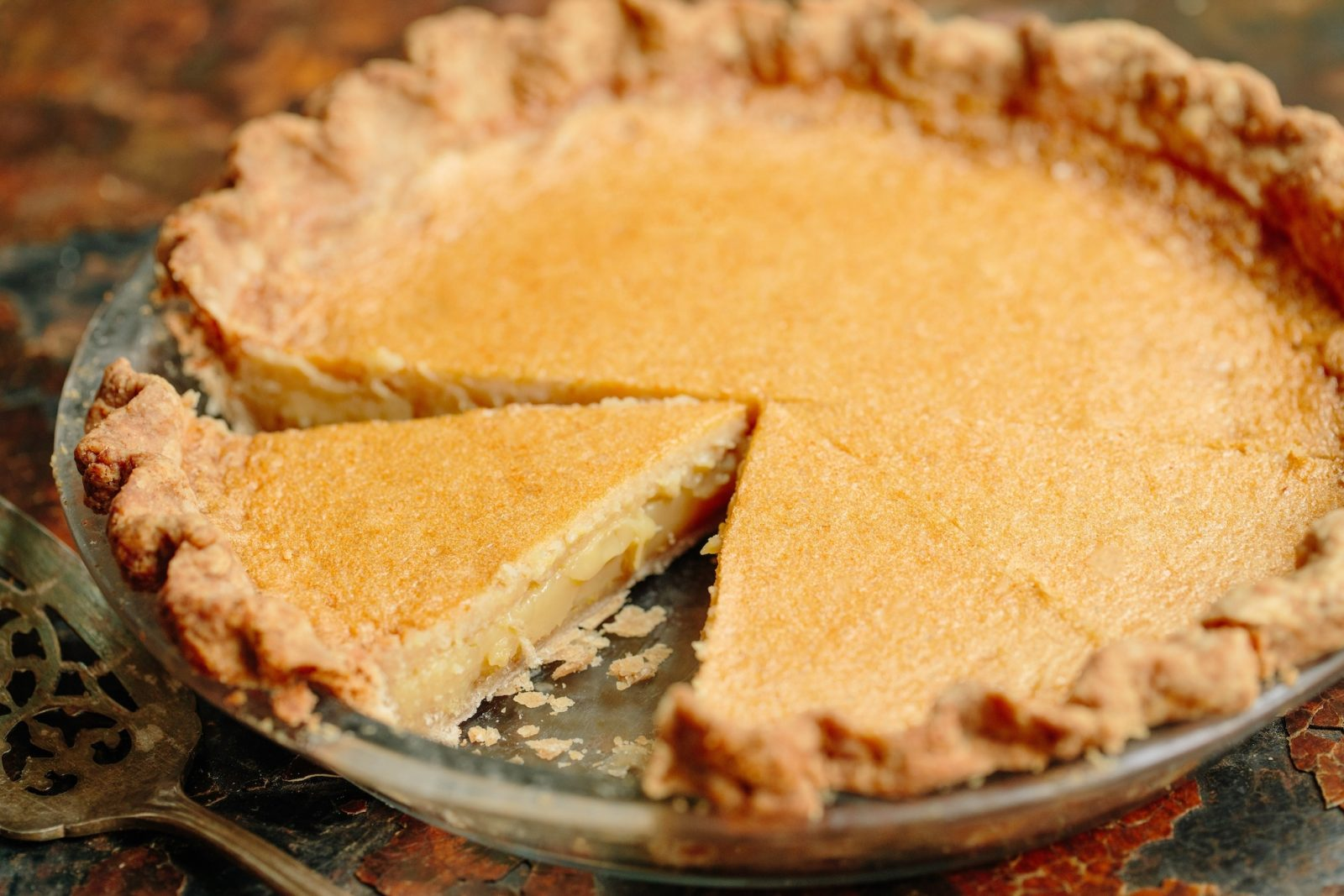 Maple–Browned Butter Pie