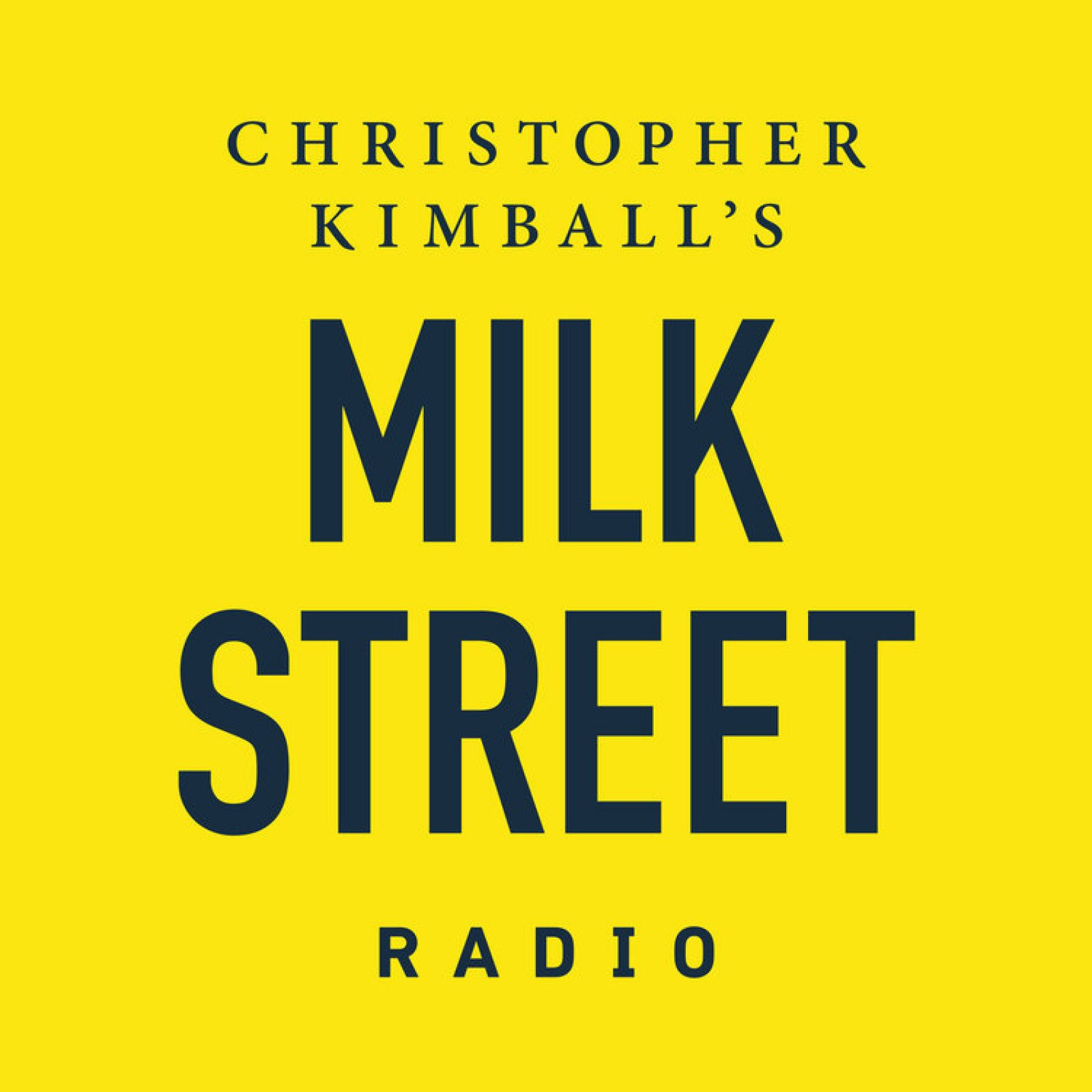 Welcome To Milk Street