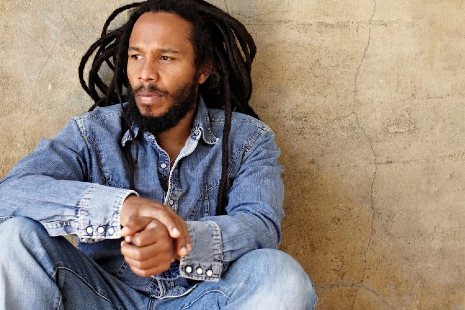 Ziggy Marley Stirs It Up
