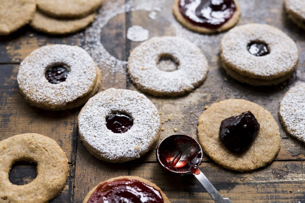 A Small Change Brings Big Flavor to Linzer Cookies