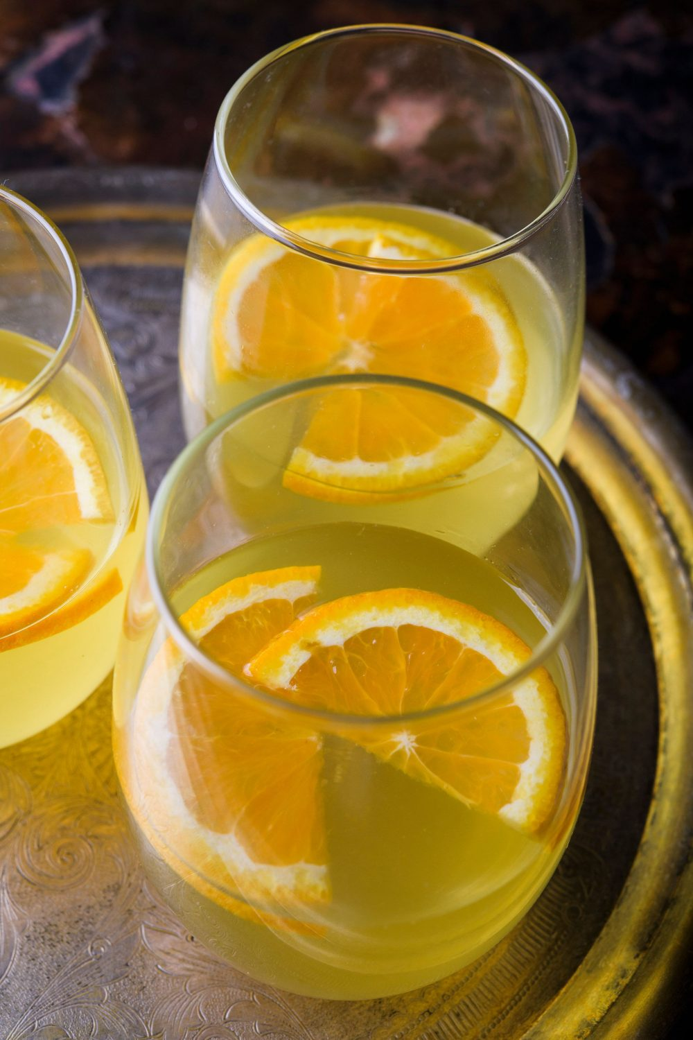 Citrus and Bay Sangria