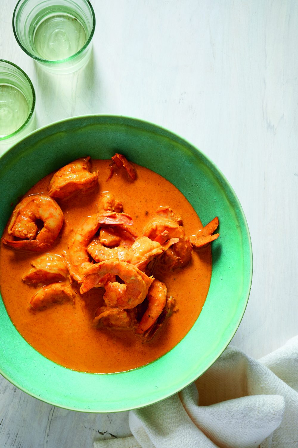 Goan Shrimp Curry - Dana Gallagher