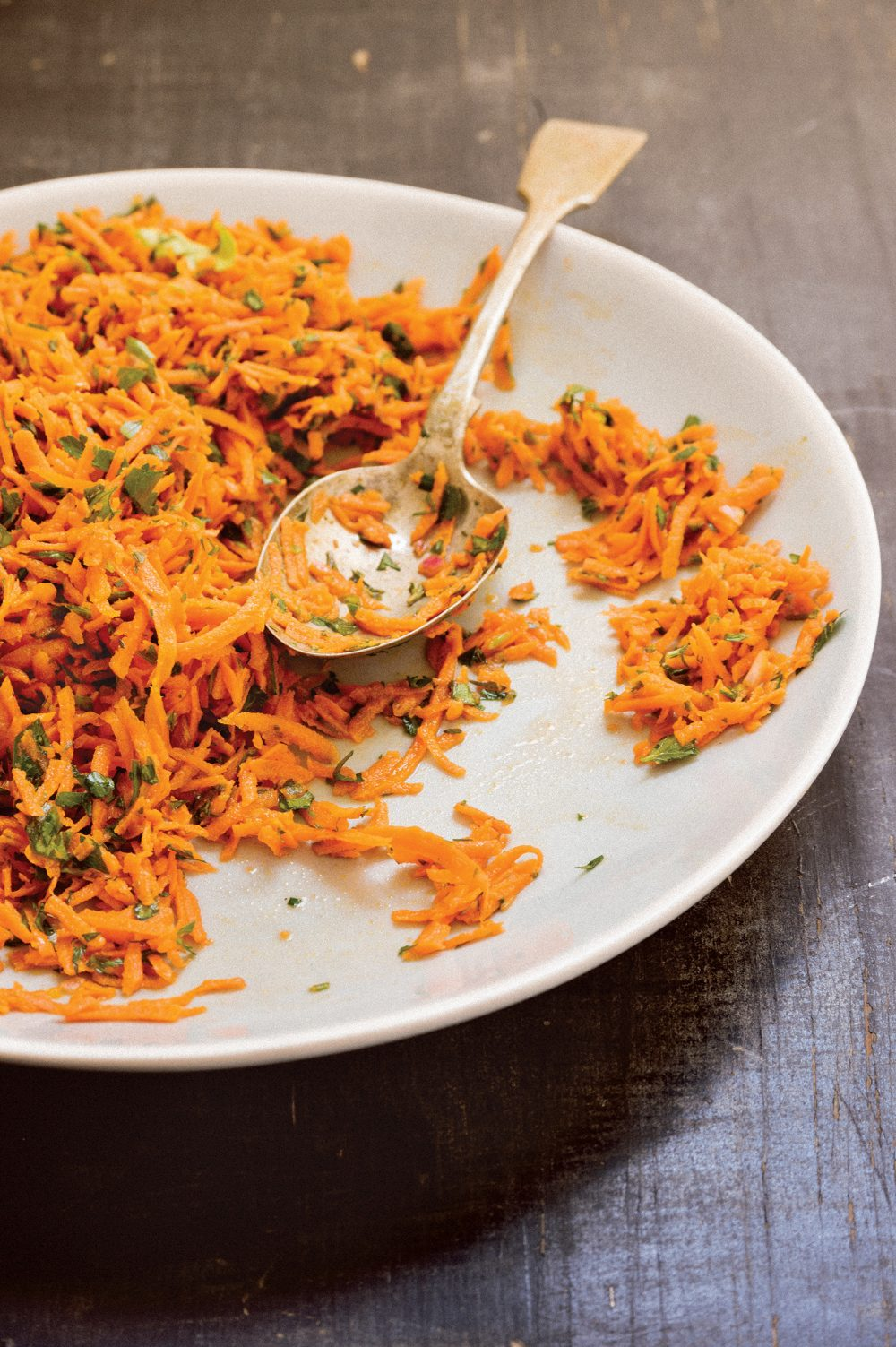 Grated Carrot Salad Hero Image
