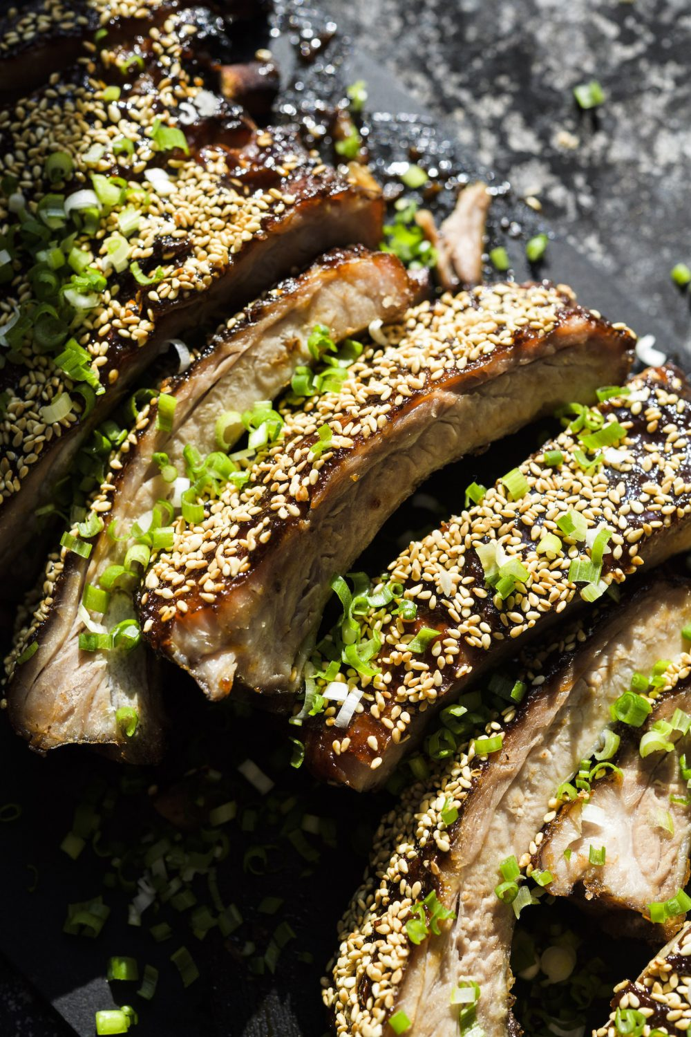 Hoisin-Glazed Baby Back Ribs