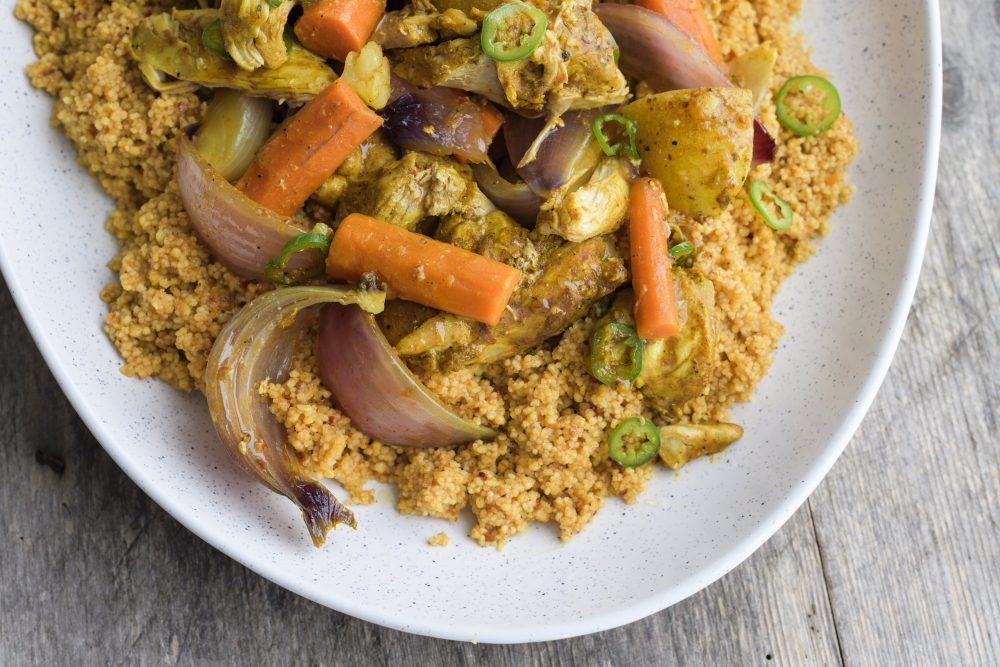 Like Tunisia, this Couscous is in Constant Motion
