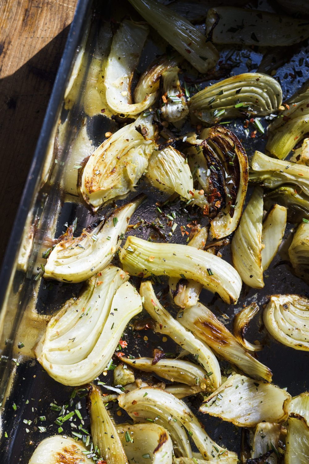 Roasted Fennel with Rosemary