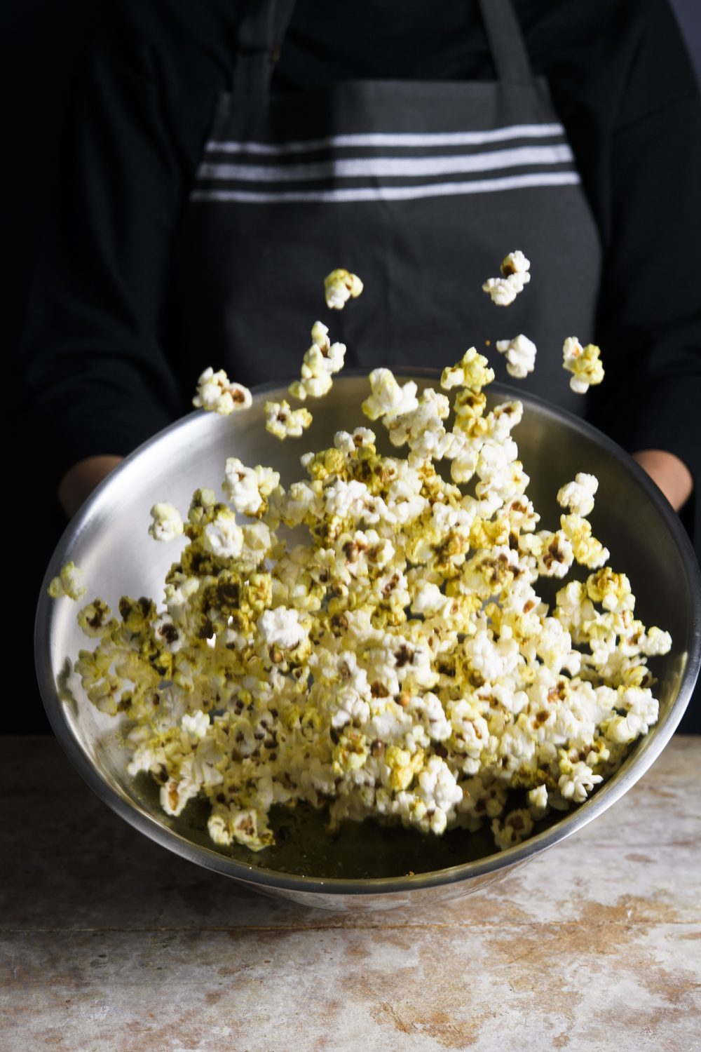 Spicing Up Popcorn