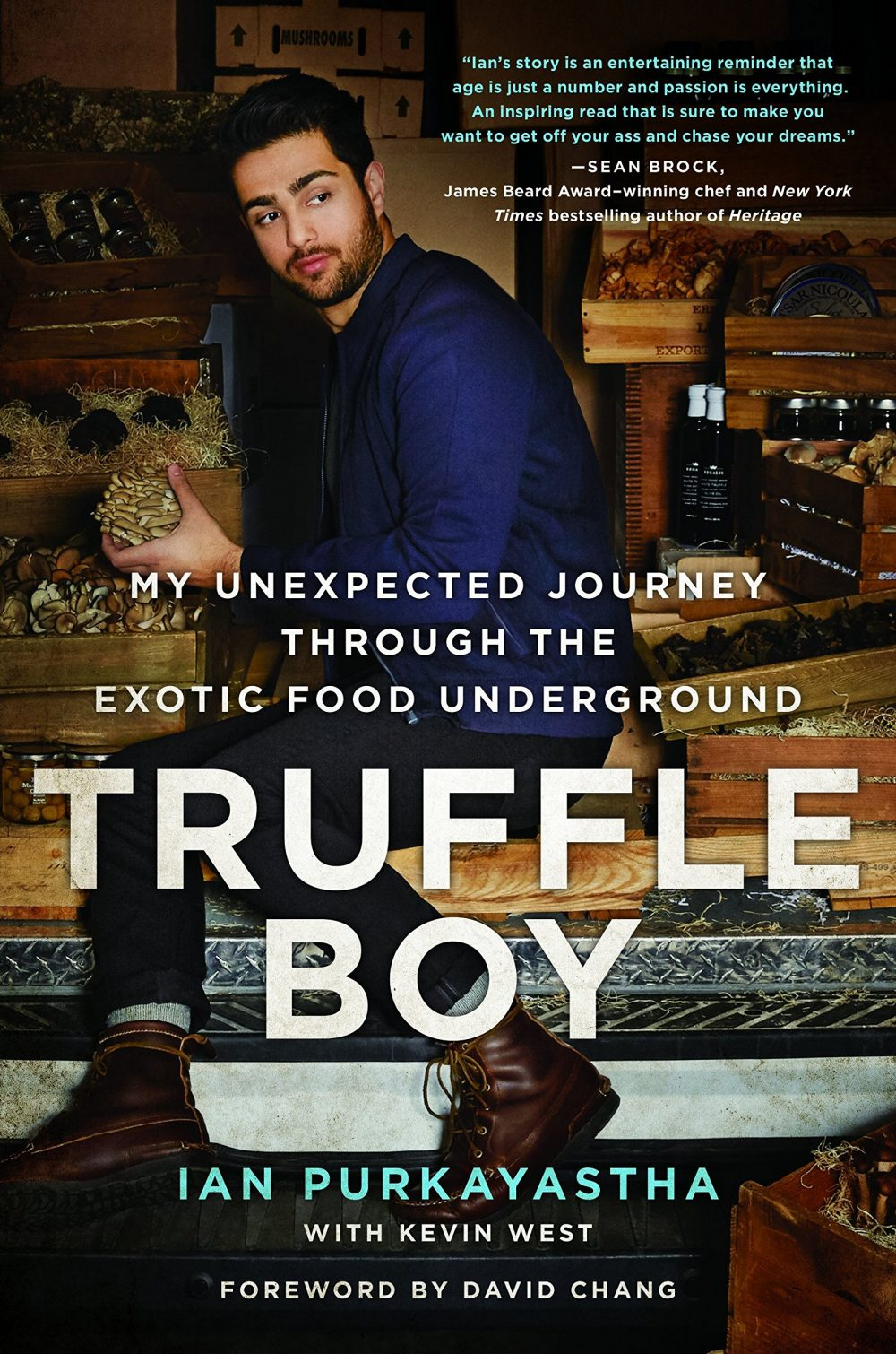 ​Truffle Boy: My Unexpected Journey Through the Exotic Food Underground