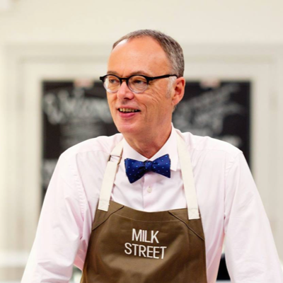 Christopher Kimball at 177 Milk Street in Boston
