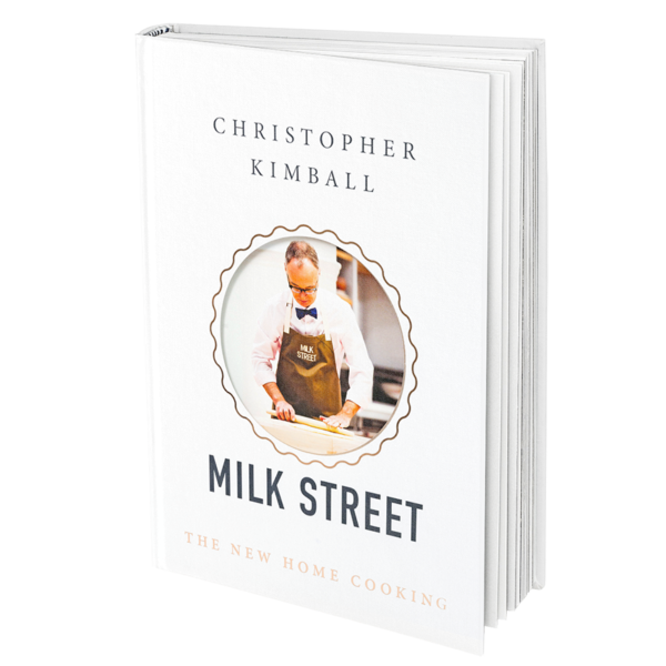 Order the companion book to Milk Street TV