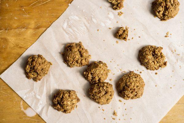Australian Oat-Coconut Cookies (Anzac Biscuits)