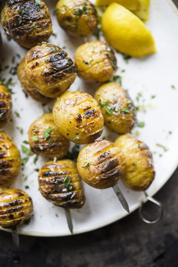 Armenian Grilled Potatoes