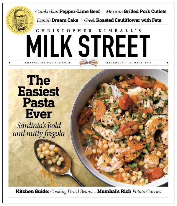 Milk Street Magazine — September-October 2019 Front Cover