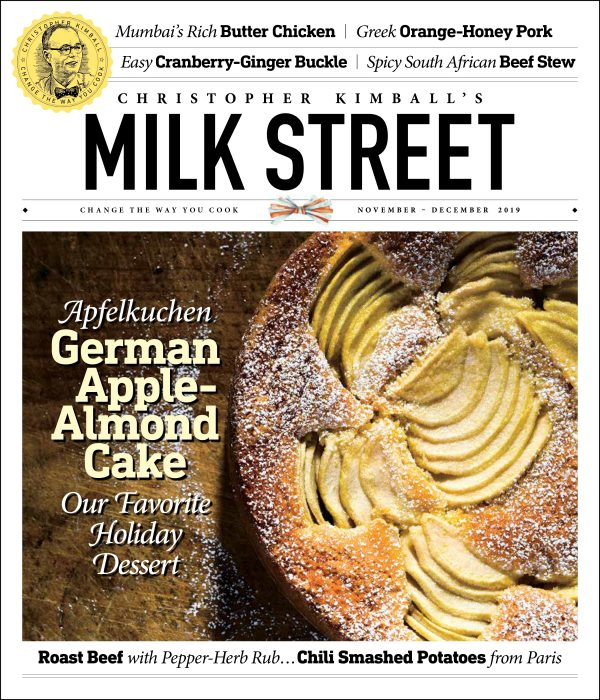 Milk Street Nov Dec 2019 Cover