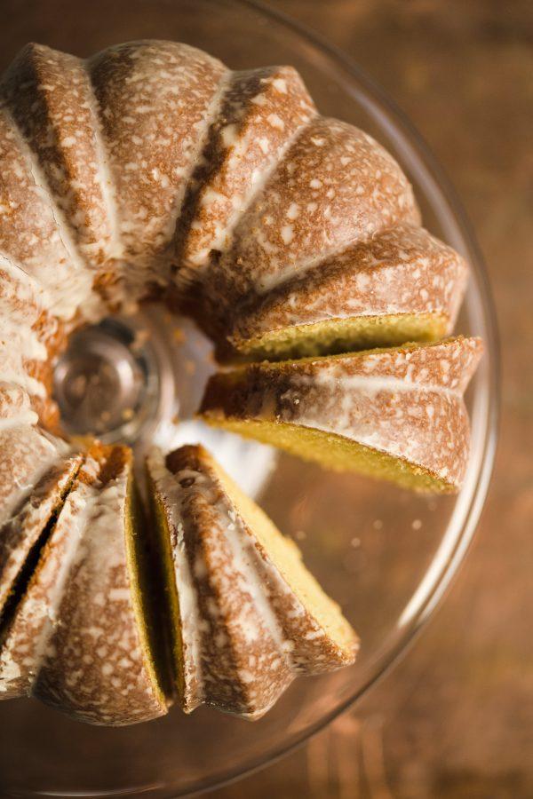 Italian Anise Bundt Cake