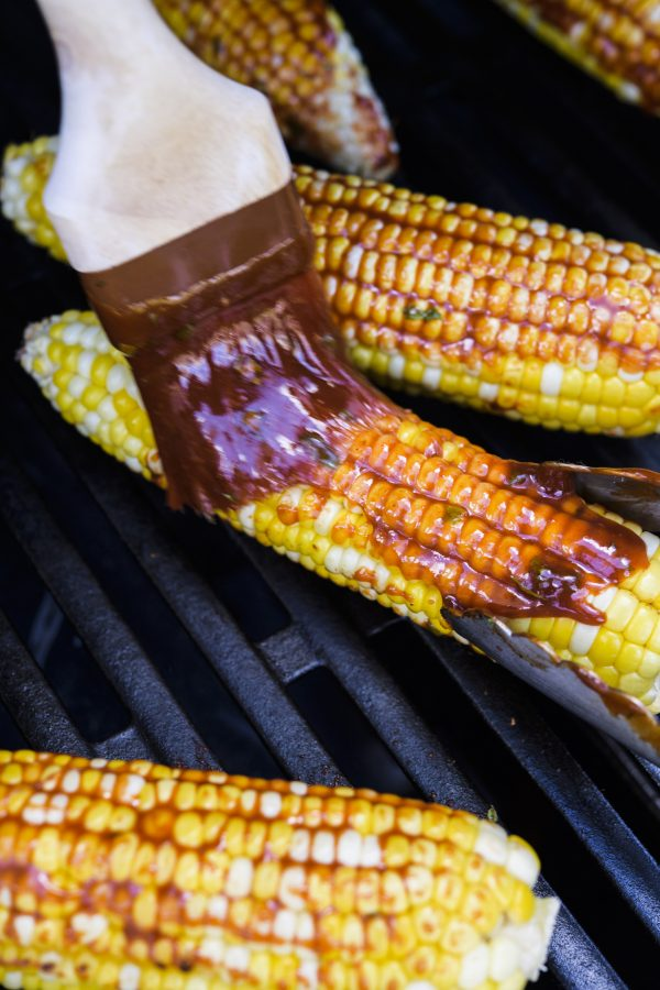 Taiwanese-Style Grilled Corn Step 4