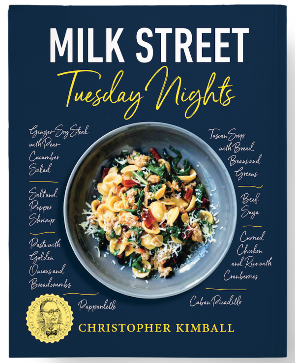 Tuesday Nights Cookbook Cover 1