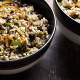 Lebanese Lentils and Rice