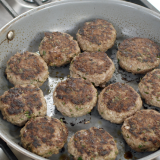 30-Minute Pan-Fried Meatballs from Turkey