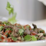 A Spicy and Sweet Steak Salad from Thailand
