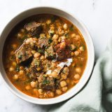 Christopher Kimballs Milk Street Beef And Chickpea Stew Instant Pot Recipe