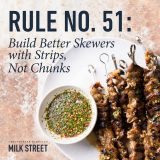 Christopher Kimballs Milk Street New Rules Skewers