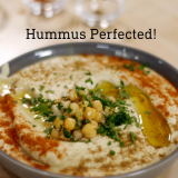 How To Make Hummus the Israeli Way