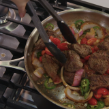 Peru's Simple Steak Stir-Fry