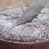 Rich Chocolate Cake—No Oven Necessary